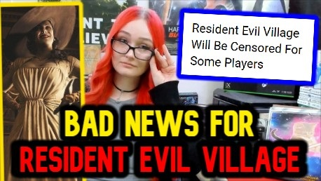 """Resident Evil Village CENSORED, Violence & """"Controversial"""" Scenes Toned Down In Japan"""