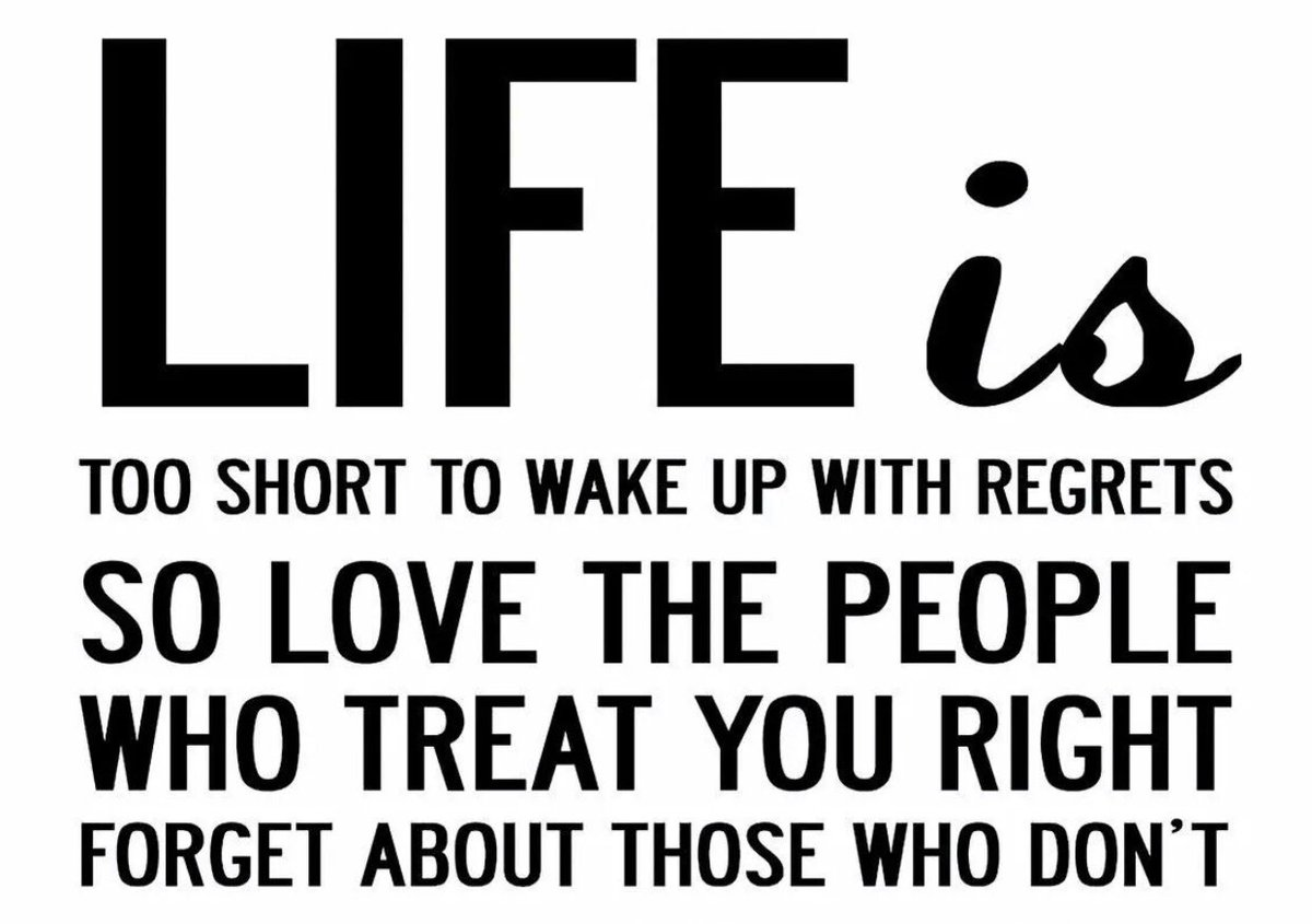 F**K all the negativity, focus on some #POSITIVITY, everybody needs to #BEKIND, #BETRUE and spread some #LOVE and if you can't do that then don't bother saying anything, life's far too short!! ❤️
