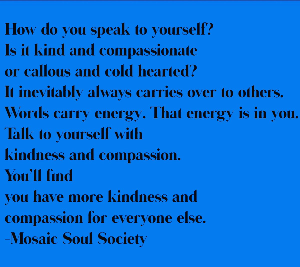 How do you speak to yourself? Talk to yourself with more love, kindness and compassion. It starts from within and resonates without. #spiritualawakening #selflove #SelfCareSaturday #selfcare #LoveMyself #Mindset #mindsetmatters #mindsetiseverything