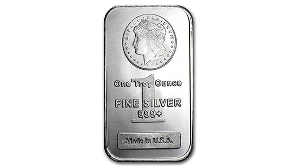 Collector Bullion Bar .999 Fine Silver 1oz ASW  - Online Auction Saturday March 6th, 2021 At 7:00 PM EST.  #Silver & #Golds #Coins #RCM #ICCS #Paper #Money #Medal #Tokens & More! | Dealers Blowout