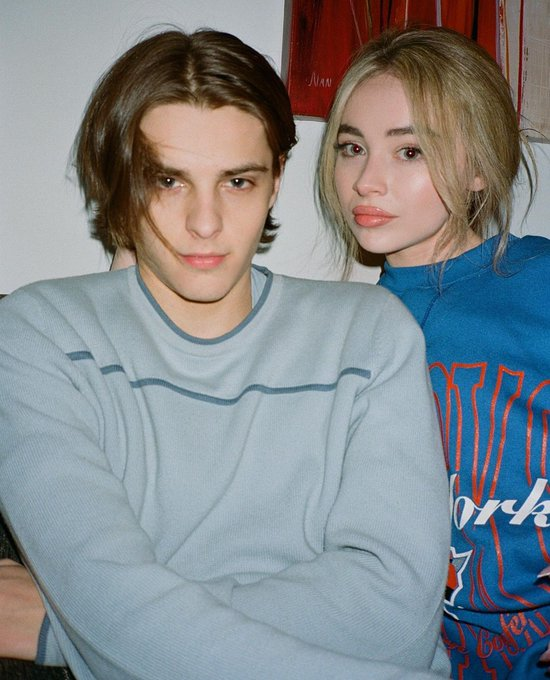 RT @bestfriendshipx: sabrina carpenter and corey fogelmanis https://t.co/43VPLskqzH