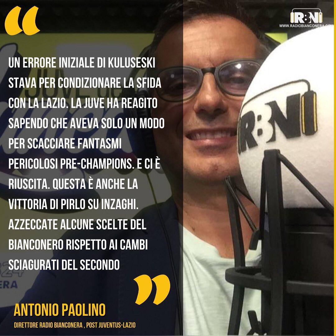 #JuveLazio