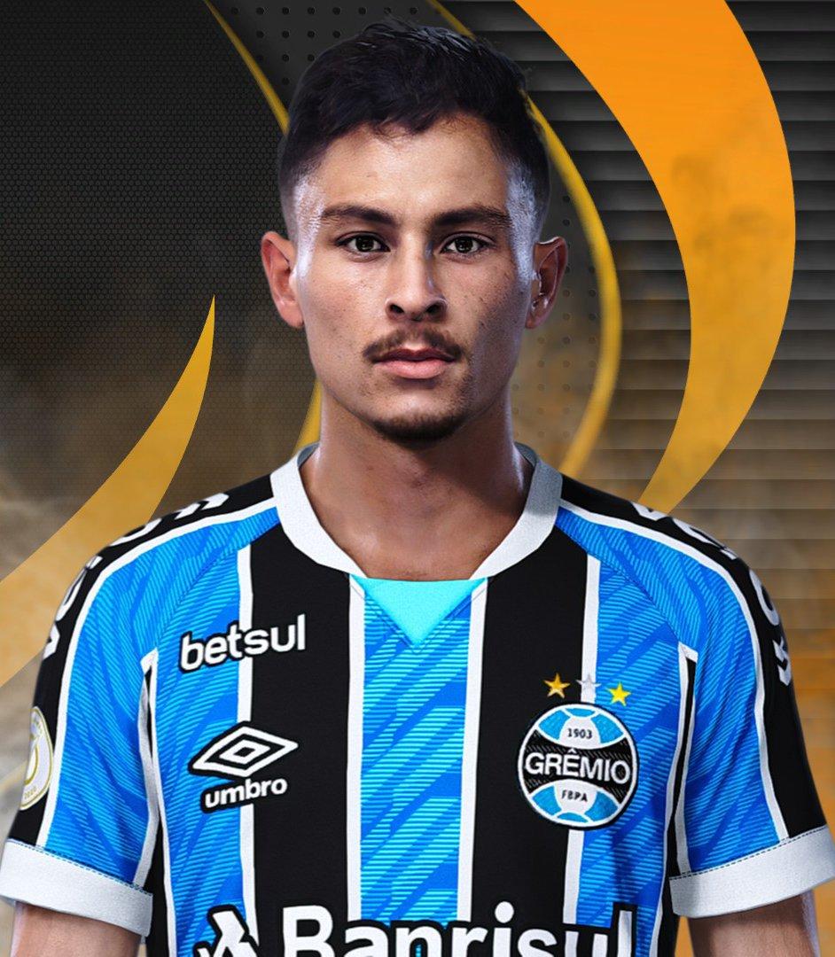 Diogo Barbosa - PES 2021 (PC MOD)  #eFootballPES2021 #PES2021