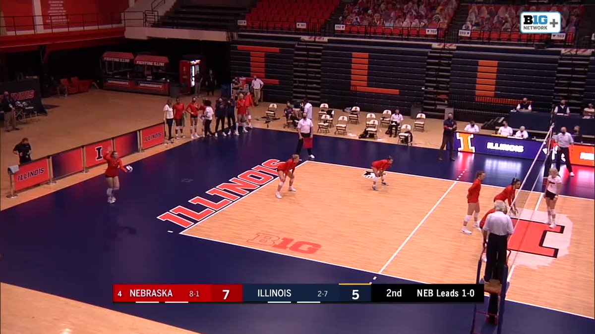 @IlliniVBall's photo on #Illini