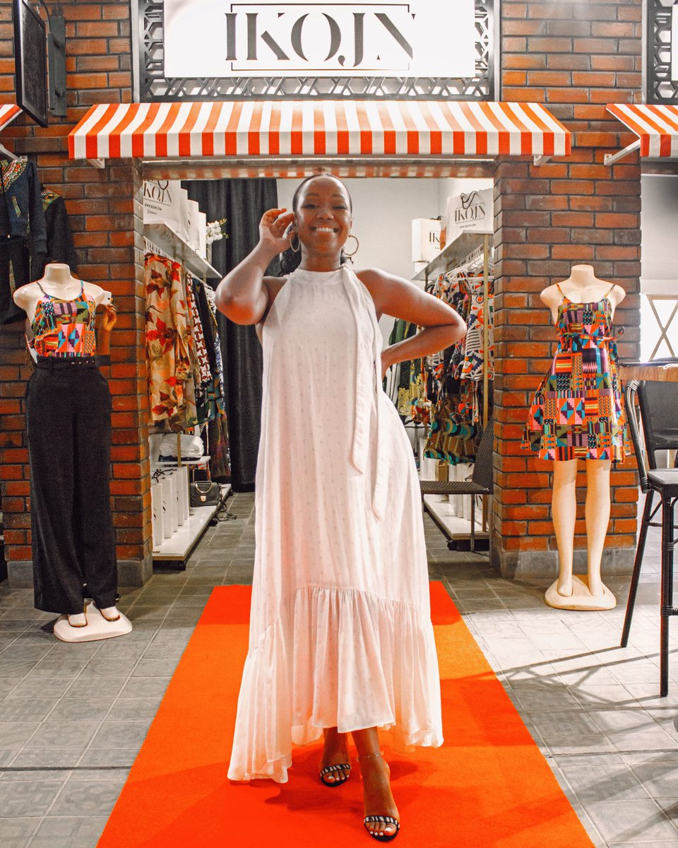 On Friday I launched the first outlet of my baby @ikojnlive at @WestgateMallKe and it was fabulous! Special thanks to; @bloomsablooming @thedreamfactorykenya @GrilllShackKe  @DecanterNairobi  @nivea_ea @BrownsFoodCo  #internationalwomensday #womeninbusiness #womensday https://t.co/jwuPUI180a