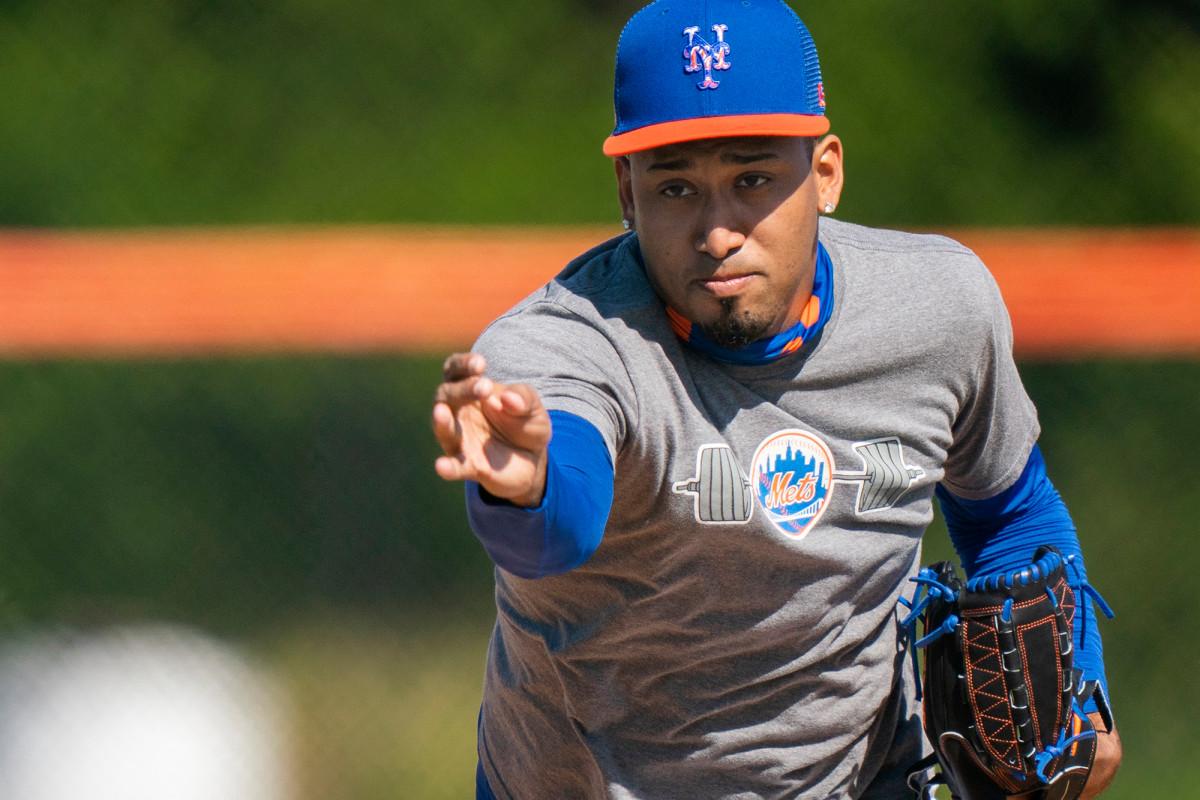 Mets' Edwin Diaz already adopting regular season mindset