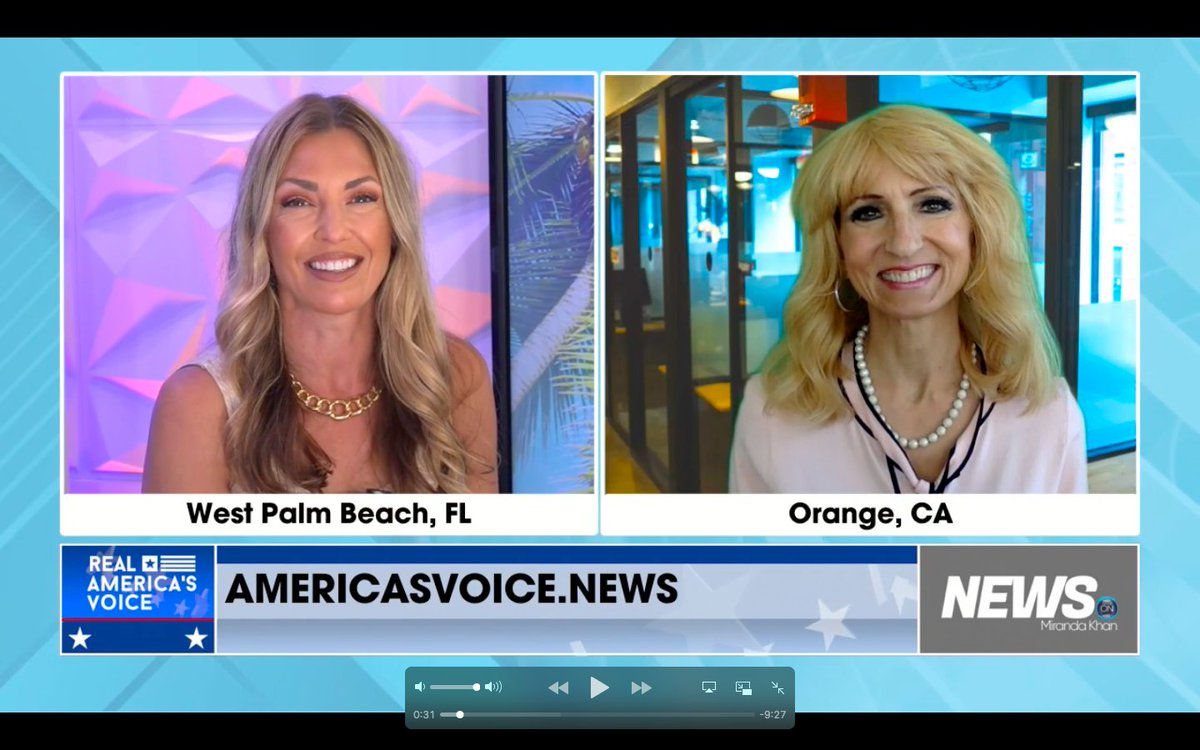 Joined @RealMirandaKhan @RealAmVoice to discuss #Governor #Cuomo and other #FridayThoughts