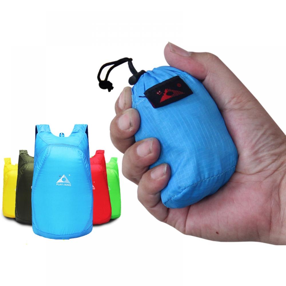 Lightweight Nylon Foldable Backpack #backpack #backpacking
