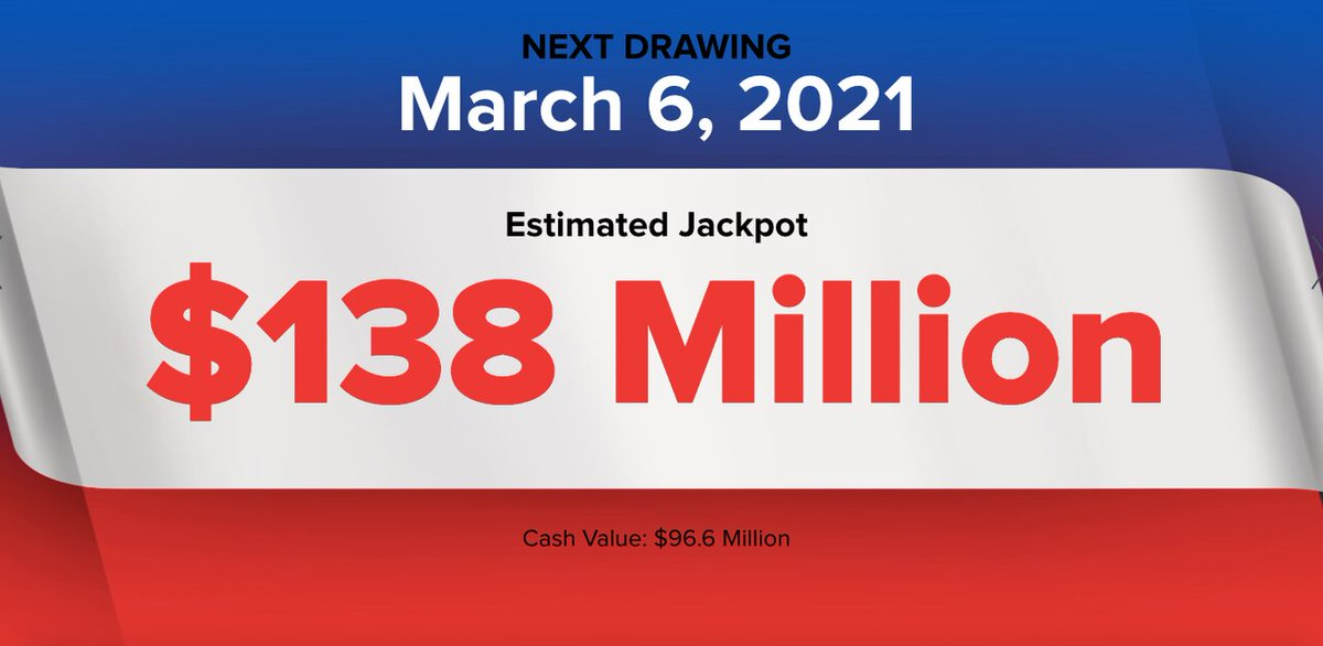 Powerball lottery: Did you win Saturday's $138M Powerball drawing? Winning numbers, live results (3/6/2021) https://t.co/BkRDzWFa77 https://t.co/AWdMNvSFke