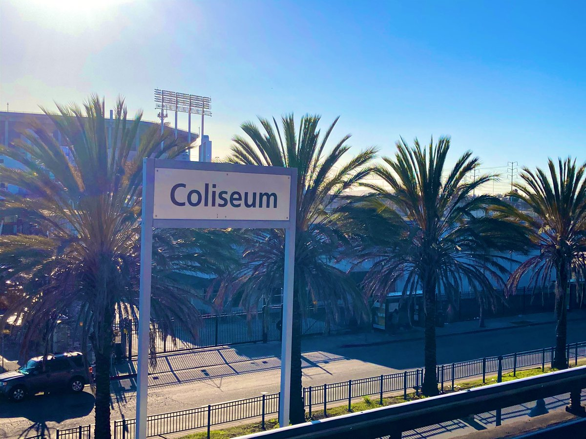 This afternoon, I got my first dose of the #CovidVaccine at the mass #vaccination site here in #Oakland: Oakland Coliseum. @SFBART takes you straight there (Coliseum station stop), and @rideact has free shuttle service there.  #BayArea #EastBay #California