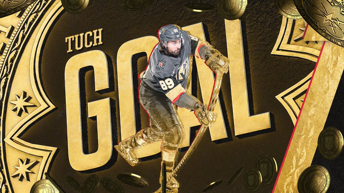 @GoldenKnights's photo on Alex Tuch
