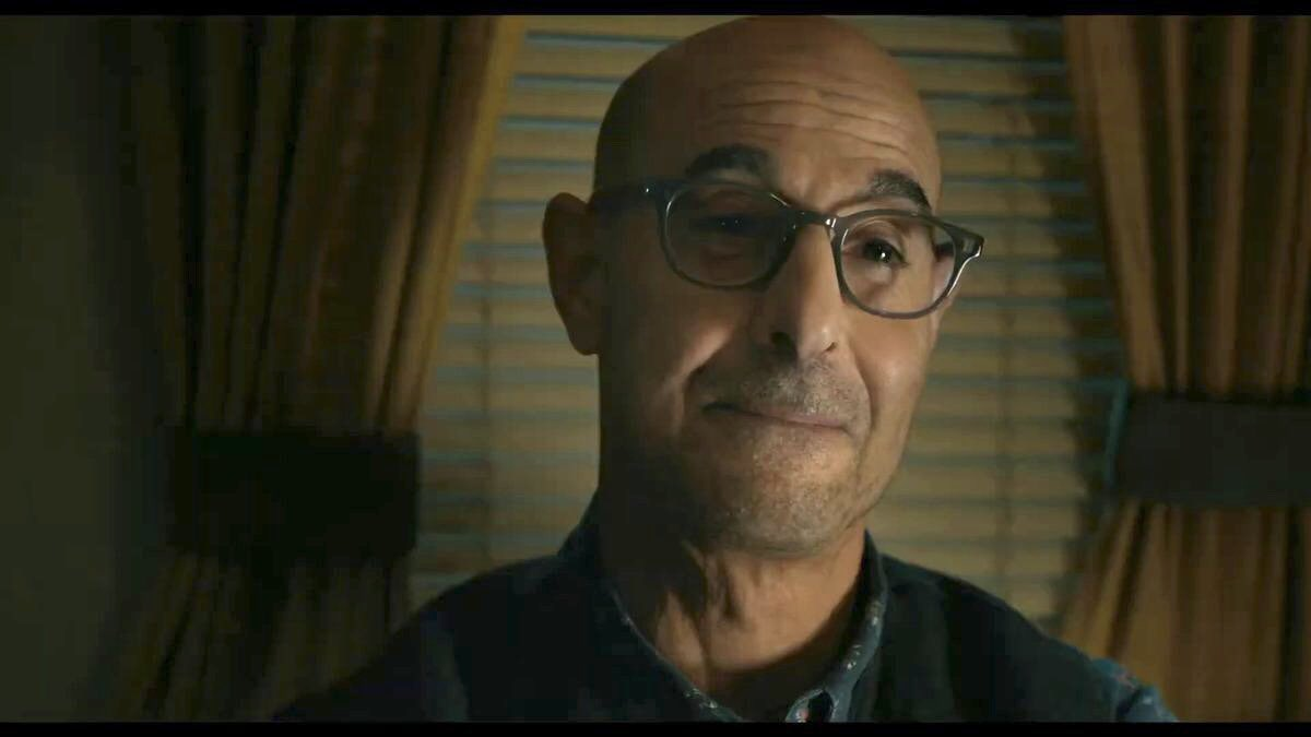 Have had a gut feeling for several weeks that #StanleyTucci will be a Best Supporting Actor #BAFTA nominee for #Supernova. We'll find out if that happens on Tuesday. (Also, is his new hit @CNN series helping to persuade #Oscars voters to check out his performance in the movie?)
