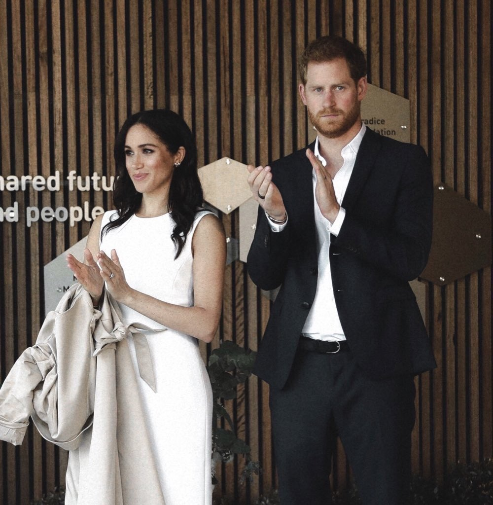 Replying to @JoDivaRunner: I stand with Prince Harry and Meghan! #OprahMeghanHarry