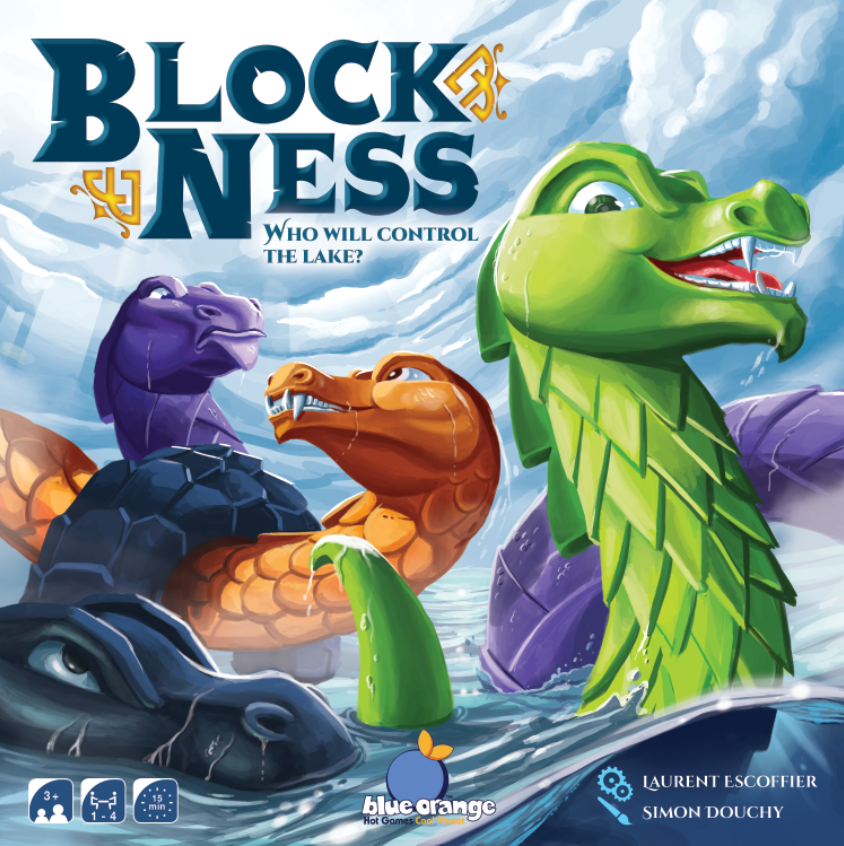 test Twitter Media - Block Ness, coming in March 2021 from @BlueOrangeGames, challenges you to keep swimming in a tiny loch, with you expanding your creature from next to your head or tail each turn and always going over others, never under.  BGG game page: https://t.co/ZJRNW2ERm1 —WEM https://t.co/JxVgVmTmOt