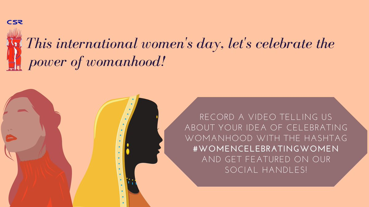 Few hours left for your chance to get featured on our social handles! All you have to do is share your purview on womanhood, record this in a video, post it with the hashtag #WomenCelebratingWomen or send it to us in DM. Hurry, we're counting on you... #InternationalWomensDay https://t.co/l3VXpFyKNM