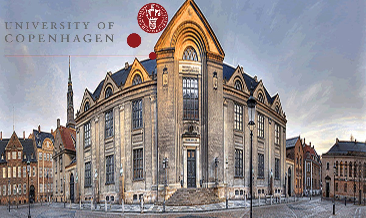 PhD & Postdoc Positions in Denmark: University of Copenhagen