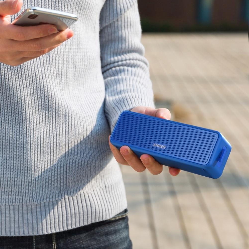 Portable Blue Wireless Speaker #beach #sport