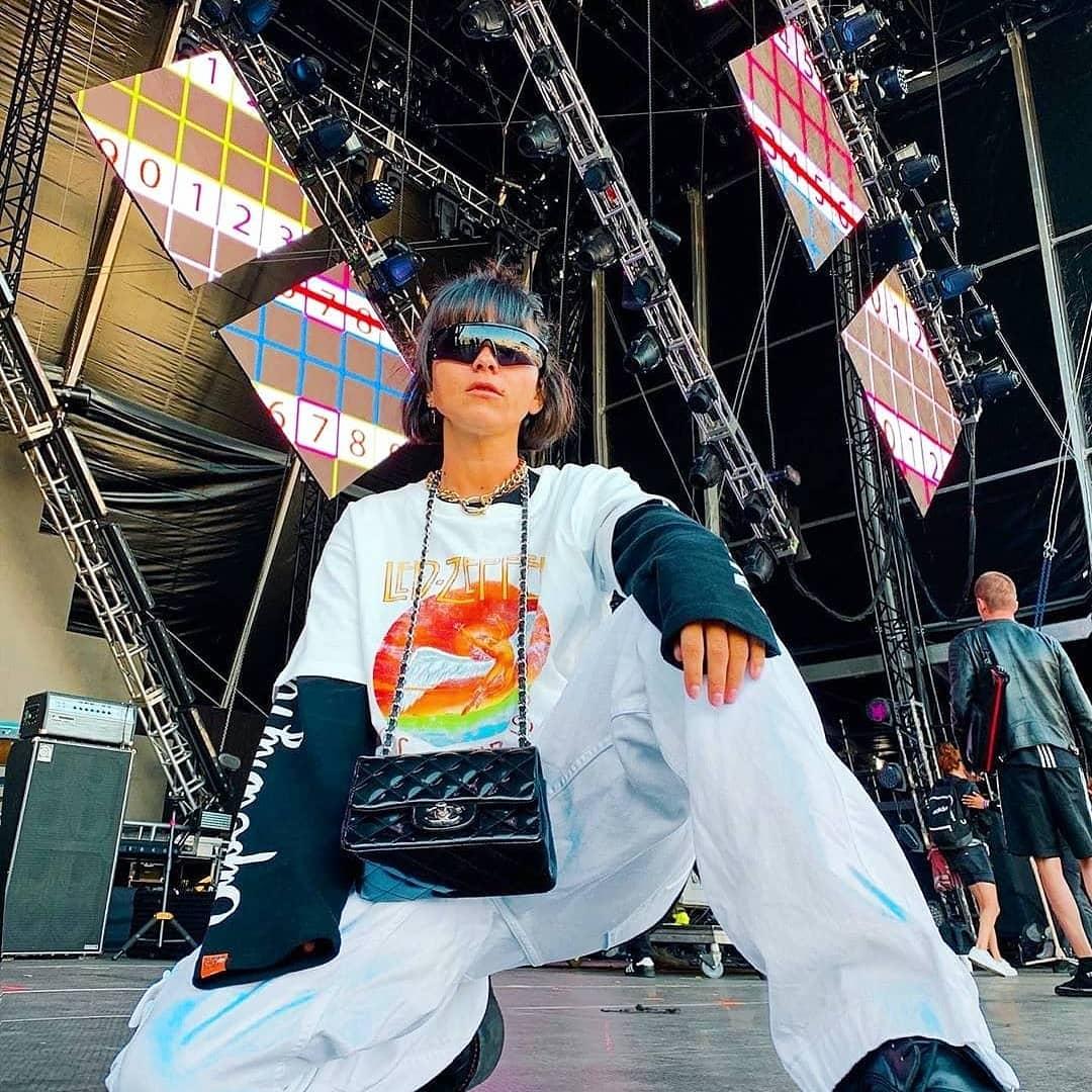 @deividlake  INNA @inna 📍CDMX 🇷🇴 + 🇲🇽 Foro Sol CDMX @forosoloficial 🏟️✴️  🎸🪕🎧🎵🎶🎷🎚️🎙️🎛️💽 #tbt🔙📸 🎛️🎙️💽🎙️💽🎙️  ... ... #Inna #soundcheck #backstage #concertphorography #concerts #musiclover #rumania #fashion #mexico #music #loa #love  #electronicmusic #celeb
