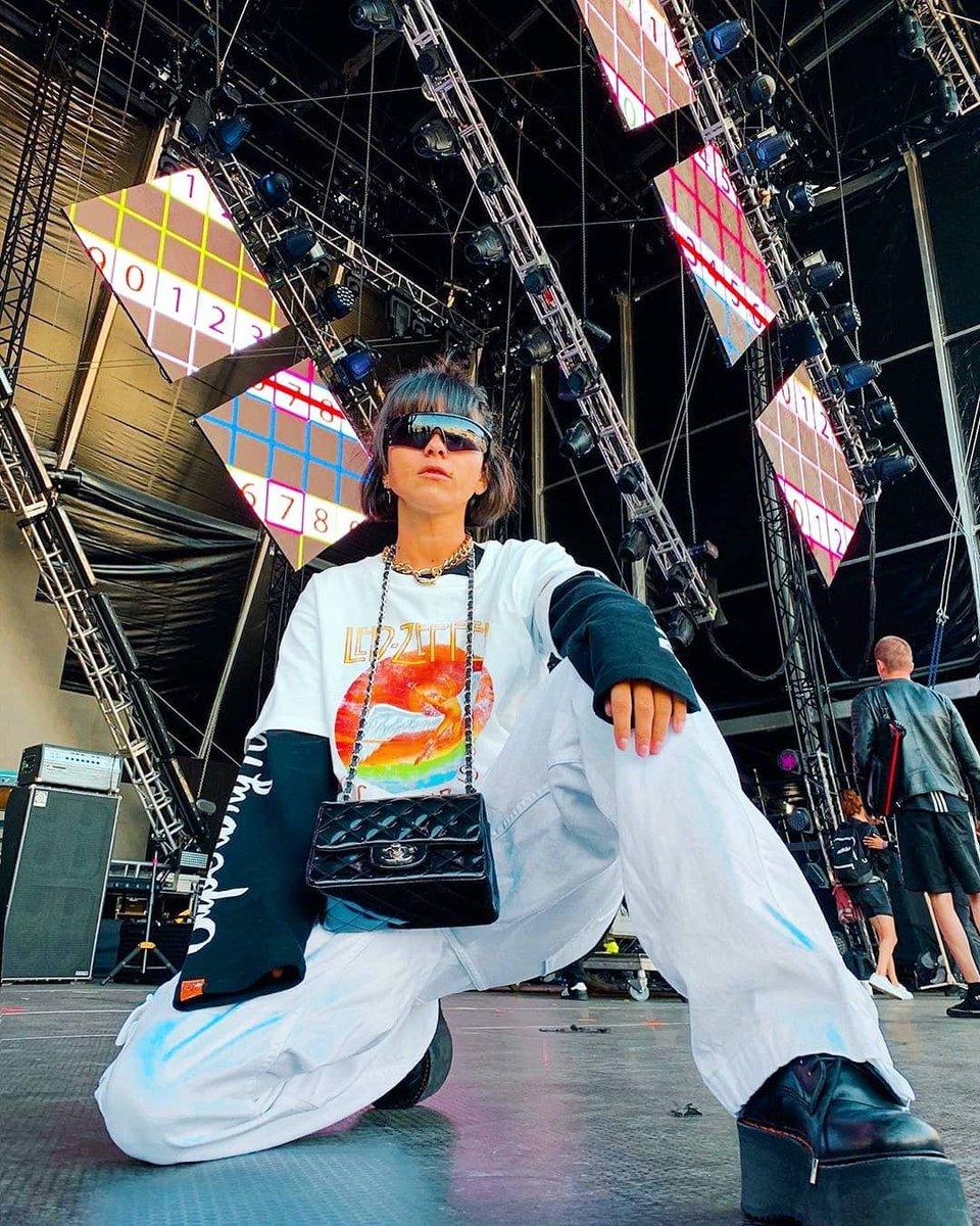 @deividlake  INNA @inna 📍CDMX 🇷🇴 + 🇲🇽 Foro Sol CDMX @forosoloficial 🏟️✴️  🎸🪕🎧🎵🎶🎷🎚️🎙️🎛️💽 #tbt🔙📸 🎛️🎙️💽🎙️💽🎙️  ... ... #Inna #soundcheck #backstage #concertphorography #concerts #musiclover #rumania #fashion #mexico #music #loa #love  #electronicmusic #celeb #