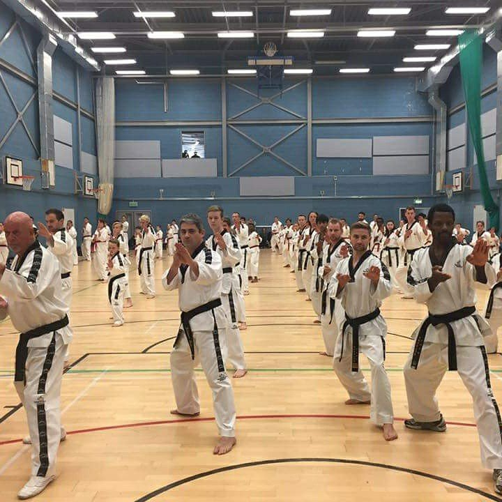 TODAY!  TAGB South East Area Red Belt / Black Belts training. Please go to  to find out all the details & info on how to join in.  #TAGB #fitness #martialarts