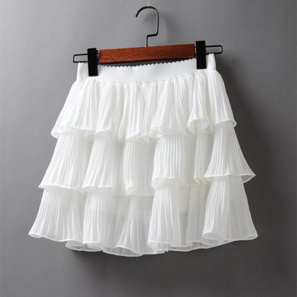 #handmade #buyonline Pleated Summer Skirt for Girls