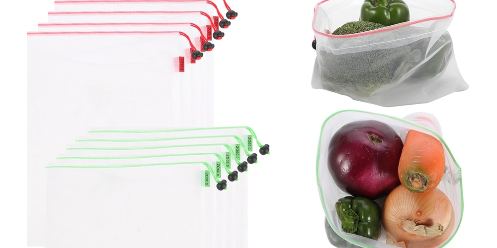 Reusable Grocery Storage Bags 15 Pcs Set 😍 Tag a friend who would love this! 😍 Buy one here ——>  #bags #backpacks #bagsforsale #backpack #baglover #bagshop