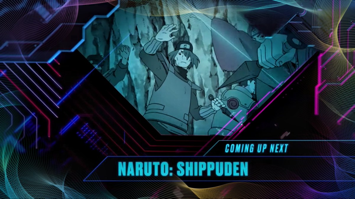 Episode 331 of #shippuden aired TONIGHT on Toonami!