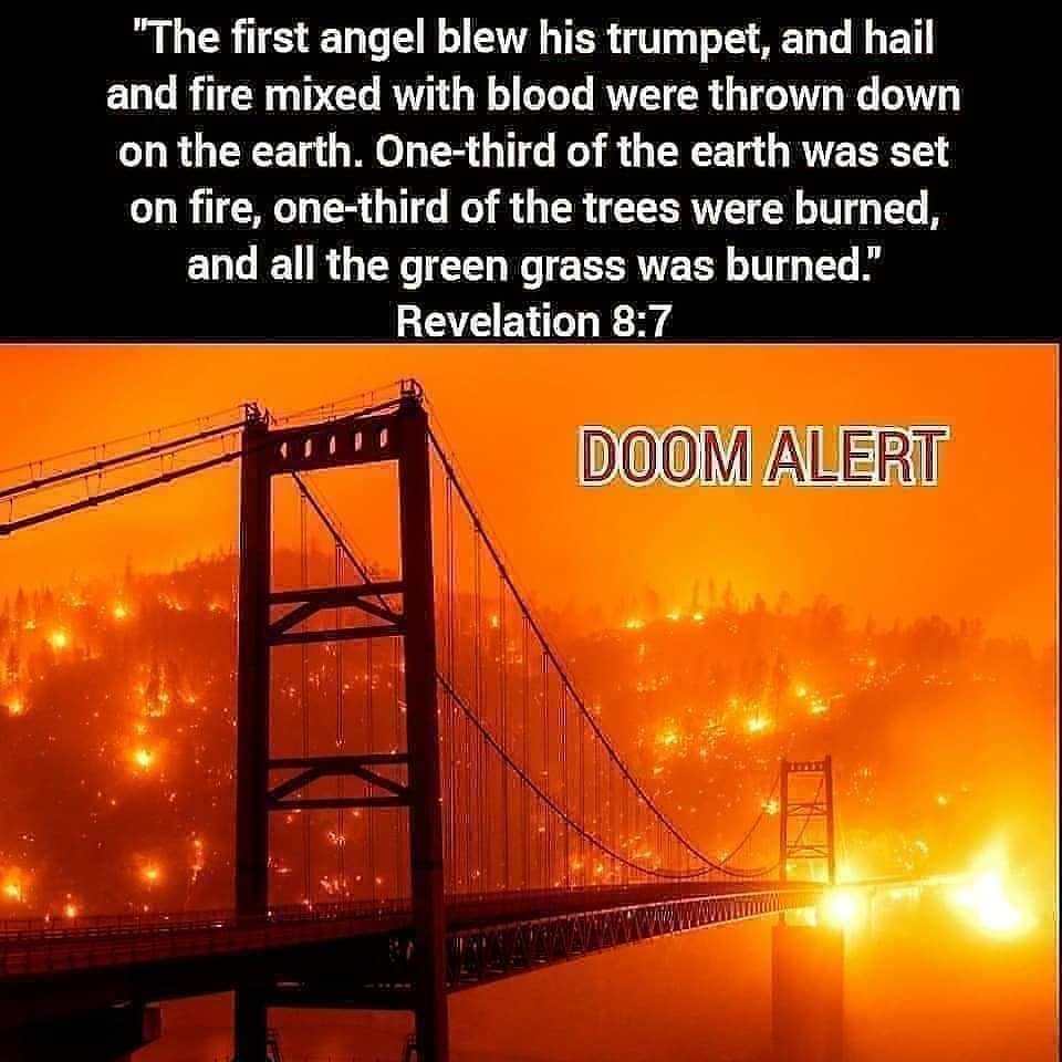 """Christ warns that #SanFrancisco will be COMPLETELY Destroyed by an #Earthquake & the following #Tidalwave will take out #Oakland.  #Messiah @LouisFarrakhan teaches about the angels who will do this """"The Honorable Elijah Muhammad said some Very FIERCE…"""