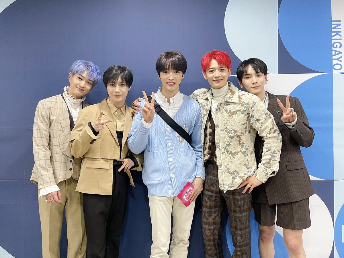 @NCTsmtown's photo on SHINee