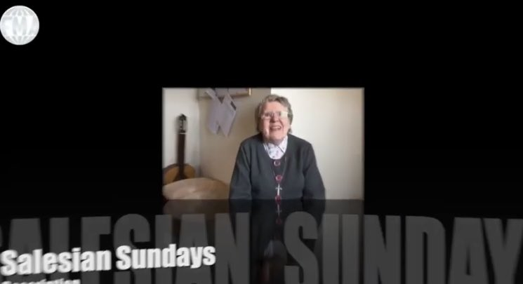 #SalesianSundays with Sr Ella    #Prayer #SIgnOfTheCross #FatherSonAndSpirit #Crucifix #Cross #SignOfFaith #SymbolOfFaith #Catholic #Christian #Blessing #Jesus #Penance #sacrifice  #ChristInMyMind #ChristOnMyLips #ChristInMyHeart  #Lent2021 #salesianlife
