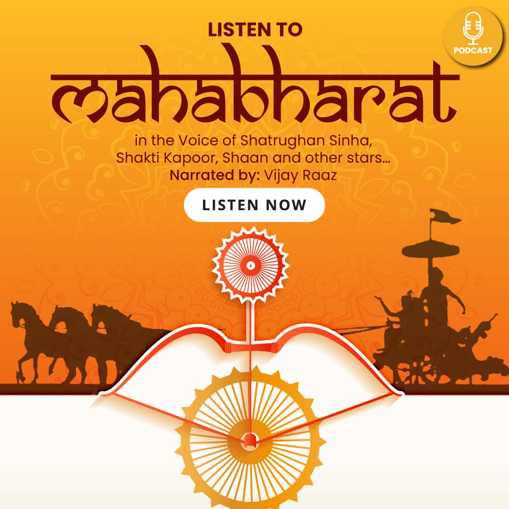 Let's absorb the #Mahabharat and get a deeper understanding of how each of those characters reside within US! 👉 https://t.co/mSXi6ER678  #podcast  #PodcastandChill https://t.co/8kb9JOxwKH