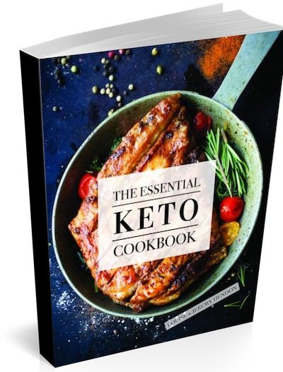 The physical version of the Essential Keto Cookbook with 100+ Keto recipes including breakfast, appetizers, entrees, desserts, drinks, and snacks.The book is 100% FREE to buyers, they just have to pay for shipping.[ #weightloss #fitness  #healthy #fit
