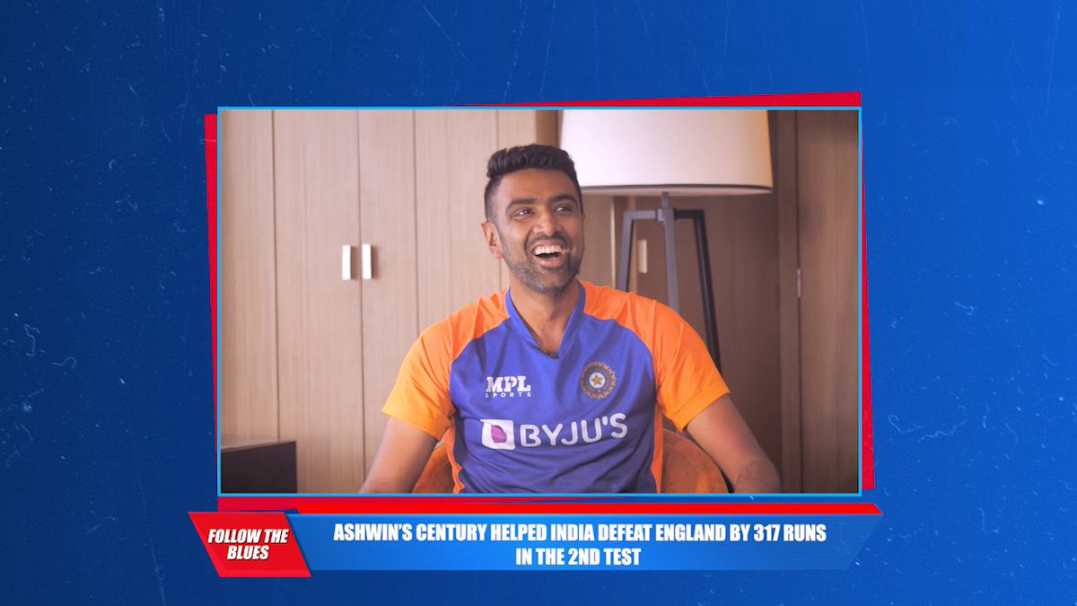 🙋‍♂️🙋‍♀️ - drop in your attendance if you want to hear @ashwinravi99 commentate on his epic Test century at Chennai and his milestone 400th Test wicket! 😍  #FollowTheBlues | Today, 4 PM | Star Sports 1/1HD/1 Hindi/1HD Hindi/First
