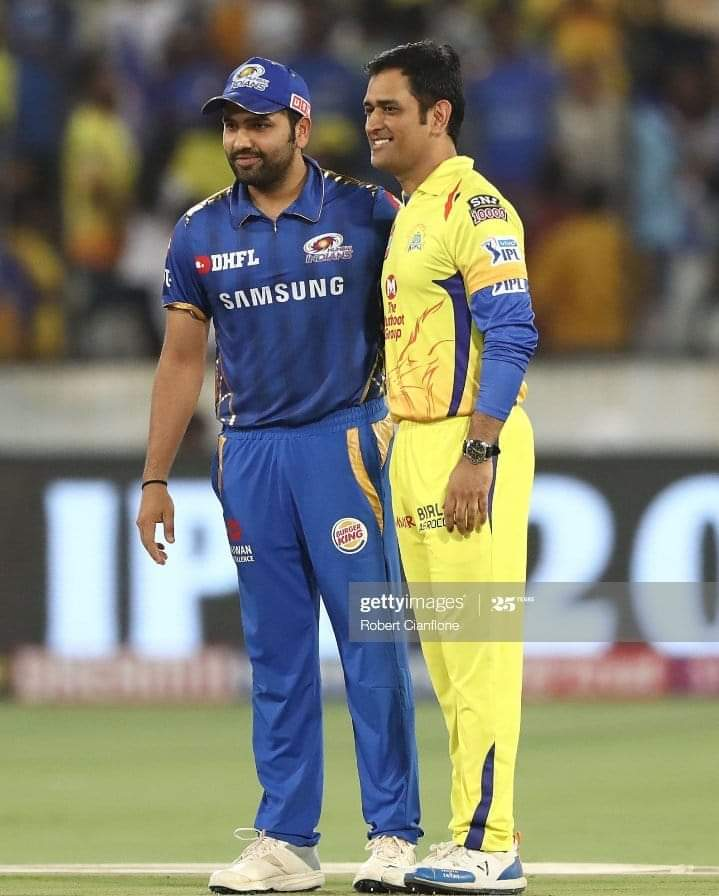 Last year IPL : 200 Million people watched #IPL2020 opener #CSKvsMI on TV in #India   A new world record for opening day viewership for any league in any country. #MumbaiIndians 🏅 #CSK 🏅 #ChampionsTeamMICsk Now it's time for #IPL2021 🔥 #MumbaiIndians 💙 #ChennaiSuperKings 💛