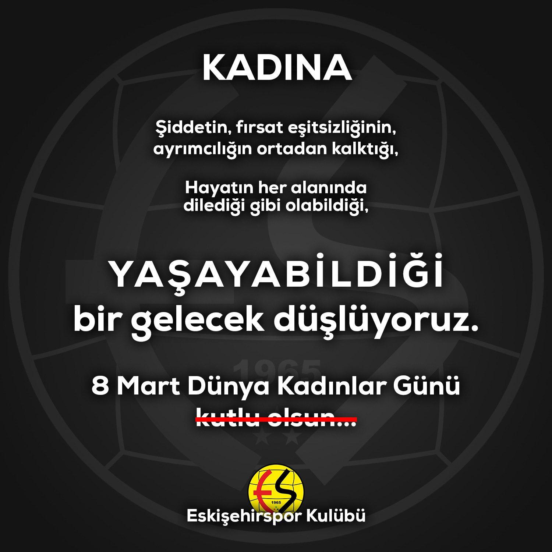 Eskişehirspor hayır dedi
