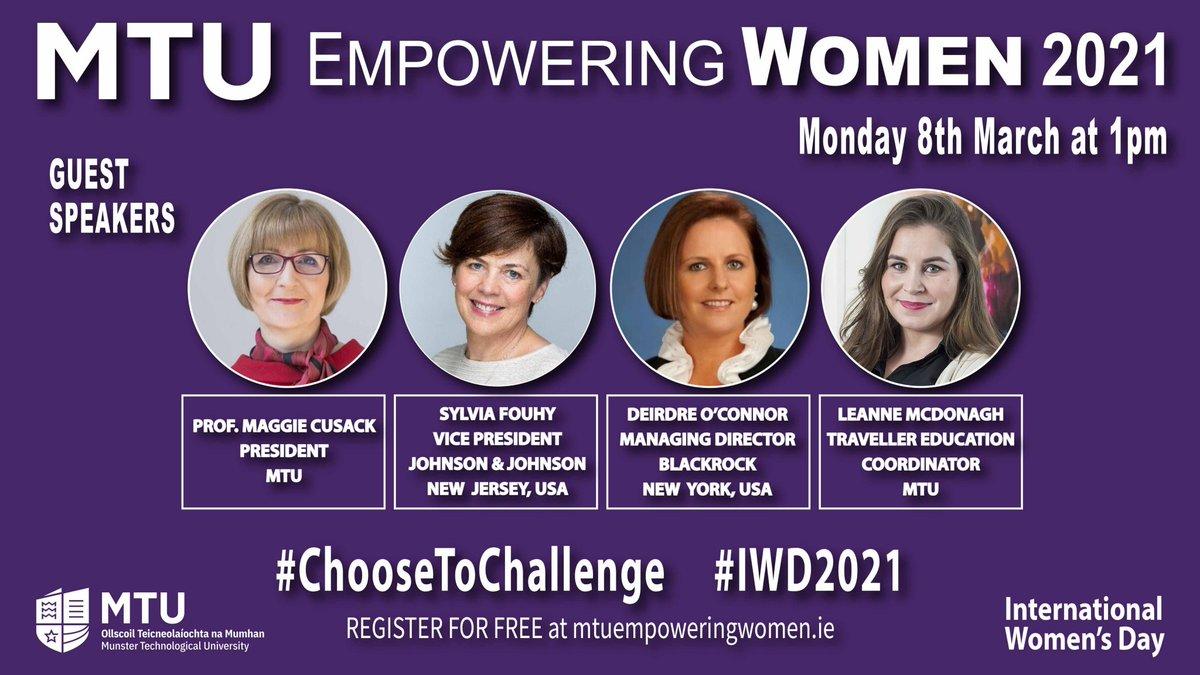 MTU Empowering Women (@EmpowerWomenMTU) | Twitter