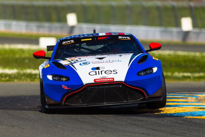 VICTORY. Dexter Racing wins on…