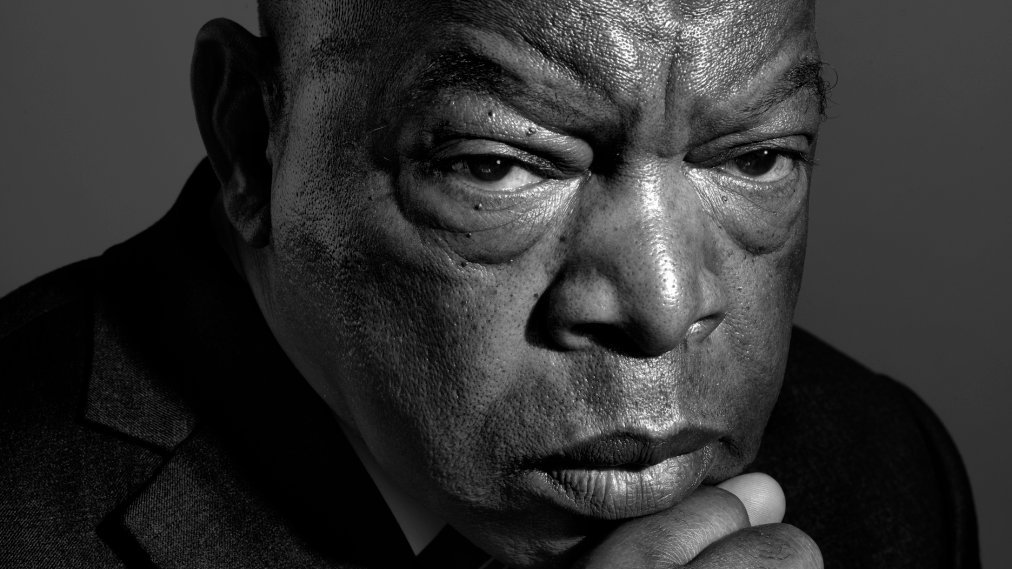 """""""Your vote is precious... almost sacred. It is the most powerful nonviolent tool we have to create a more perfect union.""""  John Lewis nearly died 56 years ago today, on #BloodySunday  The best way to honor his #GoodTrouble is by passing HR1 and the John Lewis Voting Rights Act ☑️"""