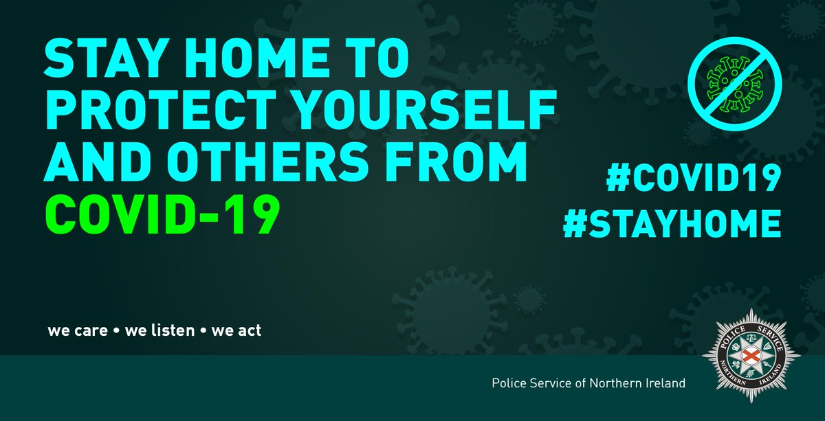 Staying at home and staying in your bubble is helping to slow the spread of #COVID19. By following the regulations you are helping to reduce the infection rate. Thank you for working with us and protecting your community #StayHome https://t.co/FmAwKfns5J