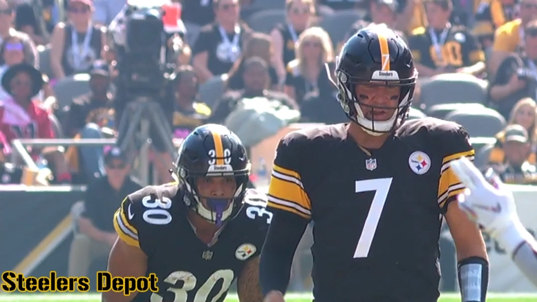 Bruce Gradkowski Thinks Keeping Ben Roethlisberger The Right Call, But Wants To See Some Changes To Help Offense  #Steelers #NFL #HereWeGo