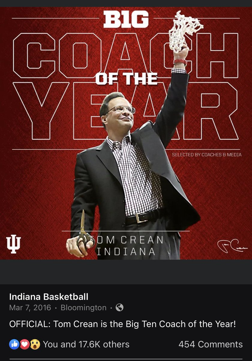 Why did #IUBB fire this guy?