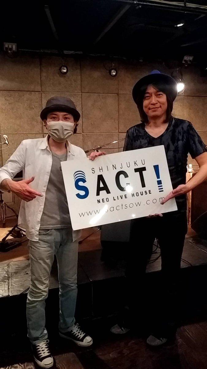 小野正利オフィシャル:Masatoshi Ono OFFICIALTwitter投稿サムネイル画像