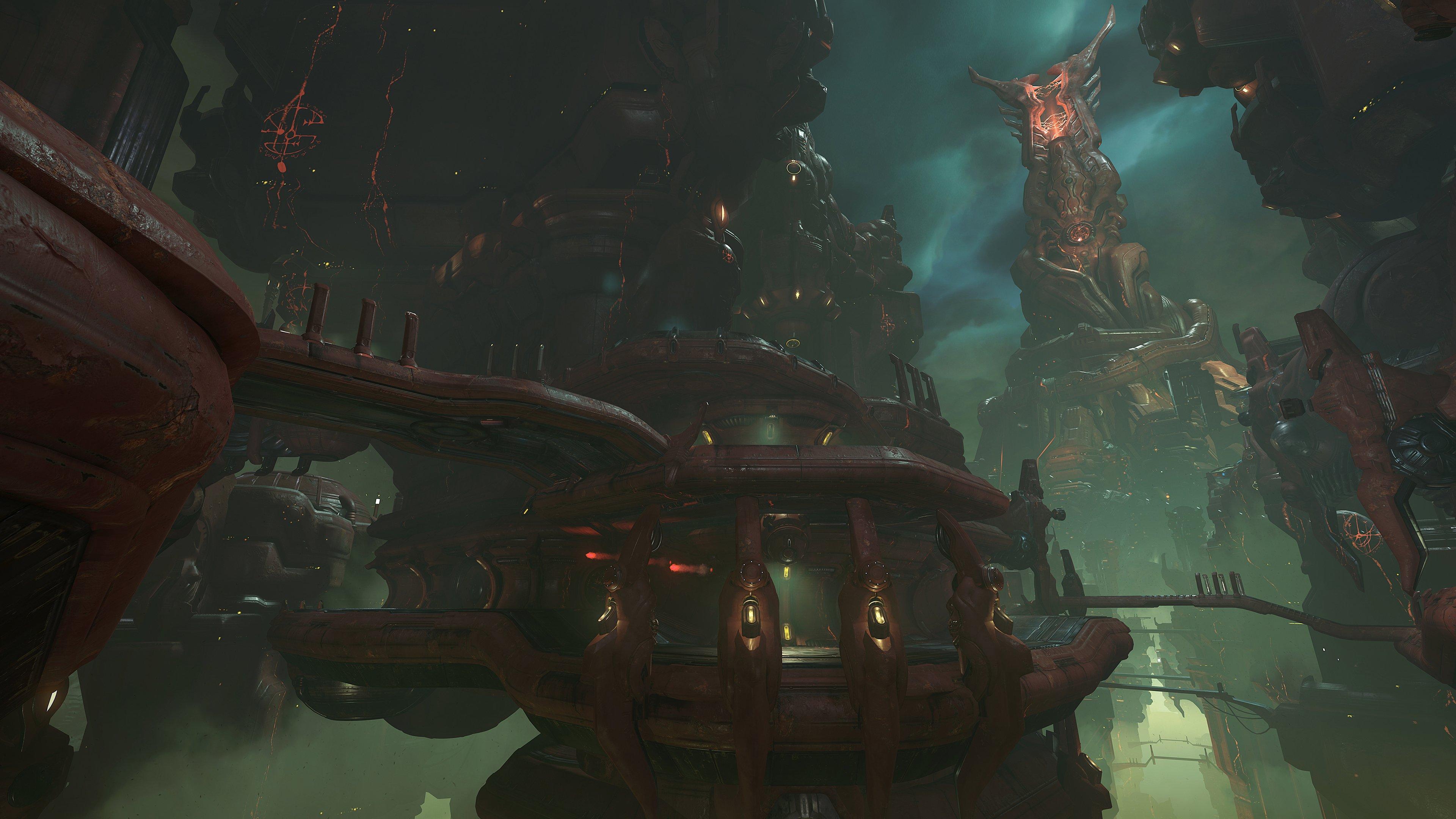 Leaked DOOM Eternal: The Ancient Gods Part 2 screenshot