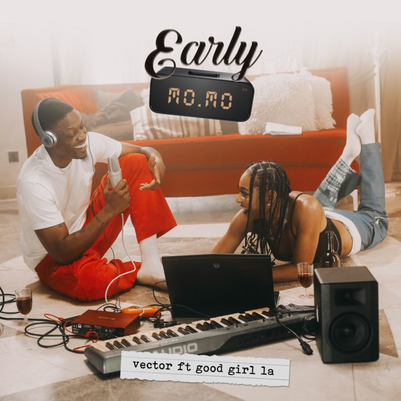 "Np 'Early momo"" the music of @VectorThaViper x @iamGoodGirlLA on #Easysunday #Sundayfamilygroove W/ @officialtohbie   #SFGwithTohbie #HappyValentinesDay #No1FamilyRadio"