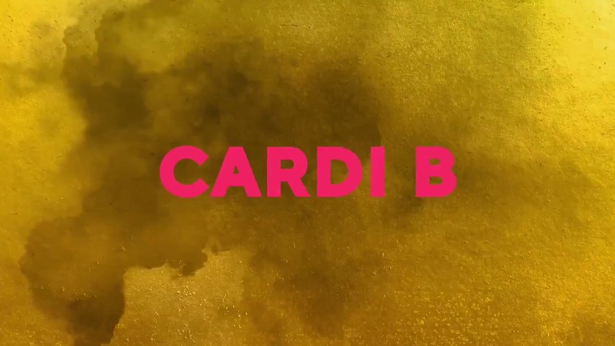 @RecordingAcad's photo on Cardi