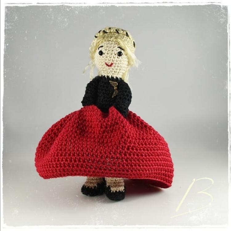 Lady Gaga 🎤 Inauguration Day  #belio #beliocrochet #amigurumi #crochet #ganchillo #ladygaga #inaugurationday #portrait #retrato