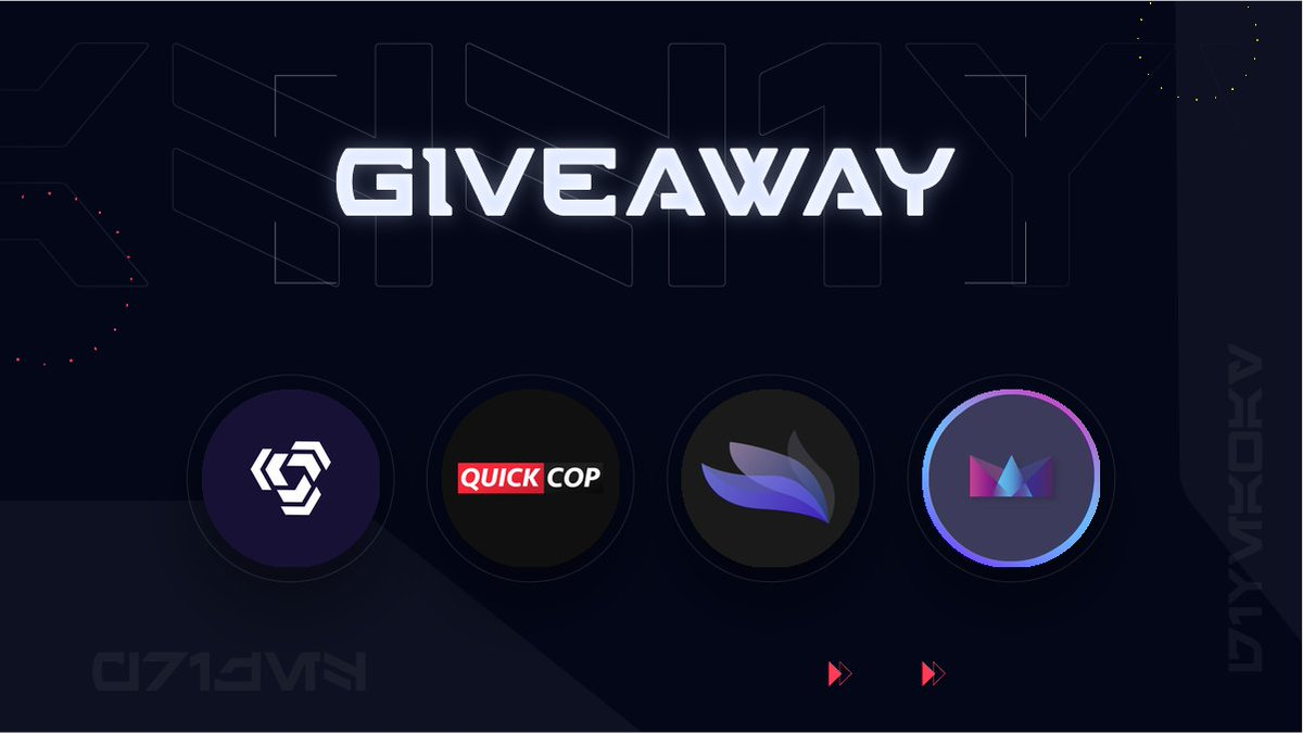 🔥 HUGE GIVEAWAY 🔥  ✨ PRIZES: ✨  1x @KuaiAIO Monthly 1x @themacint0sh Key 1x @BreezeAIO Key 1x @RE_AIO Key  📋 RULES: 📋  - FOLLOW ALL ACCOUNTS  - RT - TAG A FRIEND  ⏰ ENDS IN 24 HOURS GL!!! ⏰