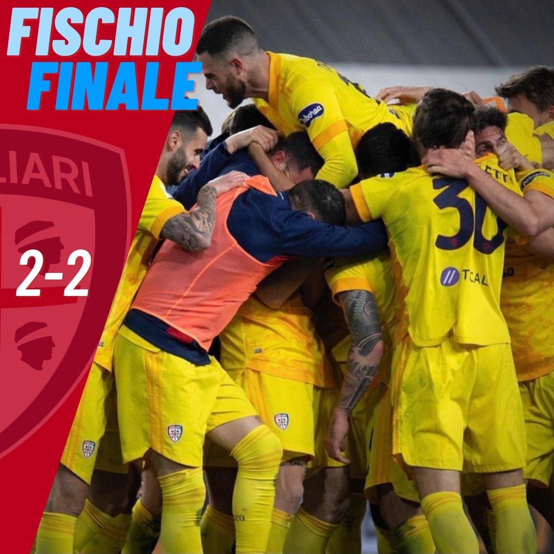 #SampdoriaCagliari