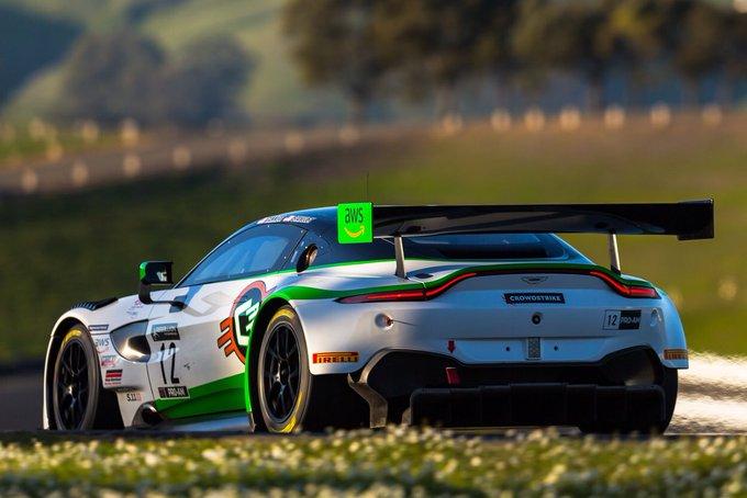 Last race of the weekend…