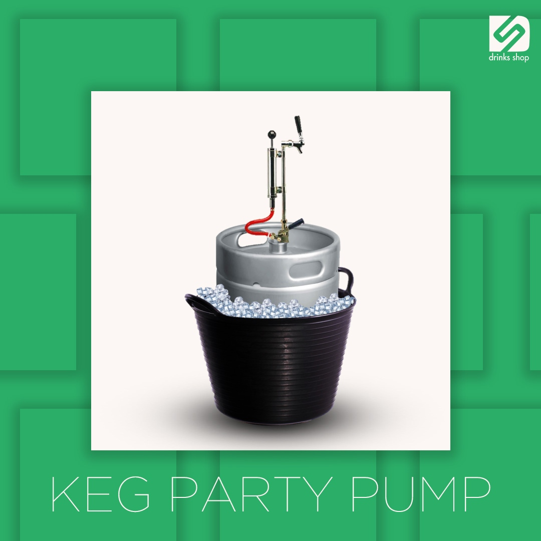 The Party Pump is the ideal solution to cure the lockdown blues with a nice barbecue after social distancing ends, buy now!⁠ #beer #craftbeer #brewery #branding #kegs  #cheers #ipa #beerstagram #instabeer #beergeek #beerlover #party